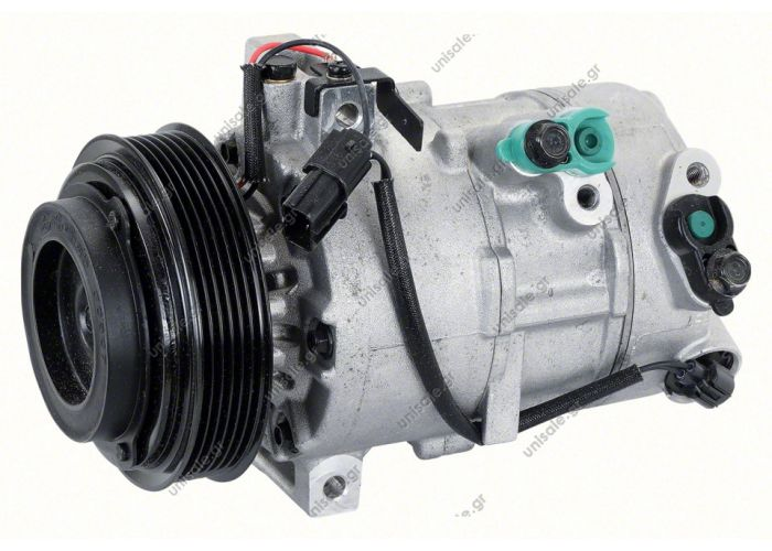 ΣΥΜΠΙΕΣΤΗΣ  HALLA   977012S000 1011231 1111231 1211231 S639818 977012S500 car a/c compressor for Hyundai IX35/New Tucson/ for kia Sportage R     VS-14 COMPRESSOR,NEW, HALLA, HYUNDAI ix35, KIA SPORTAGE 	VS-14   KIA SPORTAGE SL, 2.0TD DSL 10