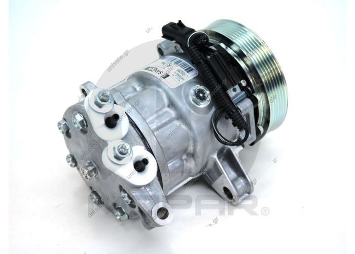U4852 SD7H15 SANDEN   Part Number 55037466AE Sanden 4852 NEW AC COMPRESSOR 2002, 2003, 2004, 2005 JEEP LIBERTY 3.7L- OEM SANDEN  COMPRESSOR,NEW, SANDEN CHRYSLER JEEP CHEROKEE 02' KJ DIRECT MOUNT #U4852 SD7H15 09/01 ON