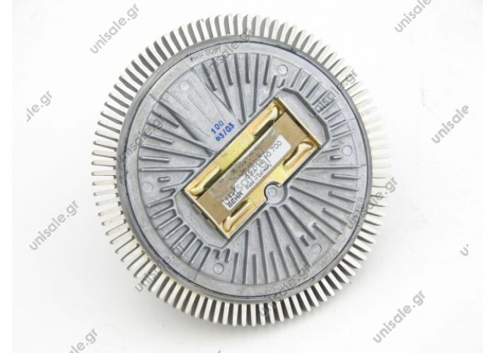 Mercedes Benz A 0002000422 Fan Clutch   0002000422 Fan Clutch - 280GE & 300GD Viscous fan clutch used on the 280GE and 300GD.  Aftermarket part made in China.