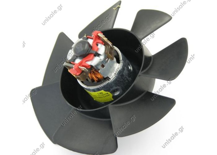 0008301308  Blower Motor Assembly - Non A/C Truck Blower motor for W460 and W461 G-Wagens without air conditioning.