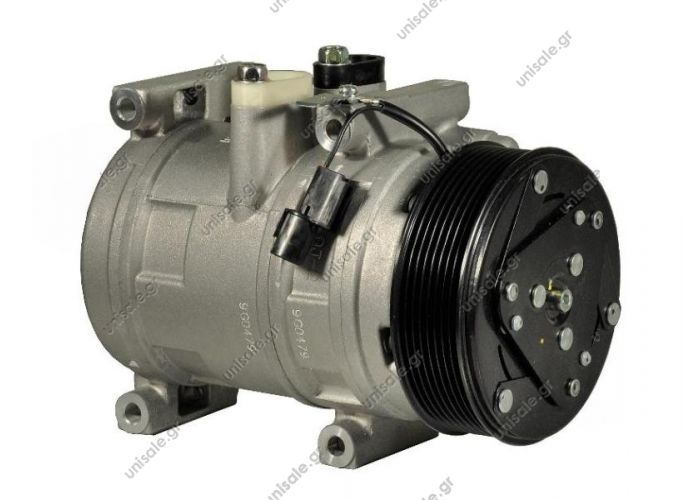 COMPRESSOR DELPHI (HARRISON) SP21 TYPE : SP21 12 V PV8