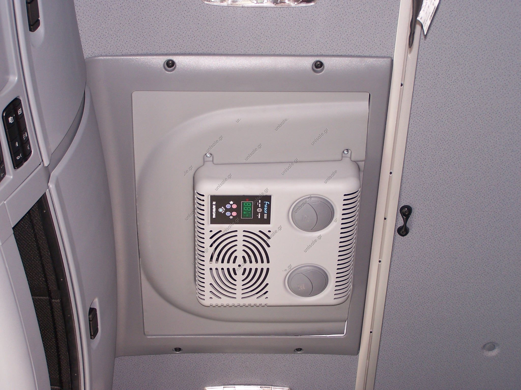 FRESCO 6000 RT Cod 10101091 Air Conditioning AUTOCLIMA > Parking