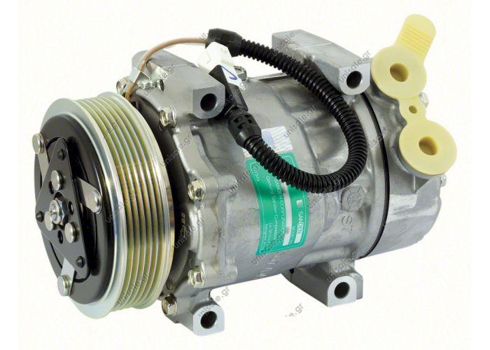 40405127  Compressors    PEUGEOT 206 2.0 S16 eugeot: 6453CL, 6453JF. Citroen: 9645306580, 6453CL...   Sanden: SD7V16-1211F, SD7V16-1237... Valeo: 699699, 699199. Delphi: TSP0155273