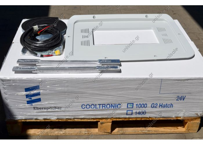 Eberspaecher Cooltronic 1400 G2 Slim Hatch 24V Air-Conditioning | 810000030000