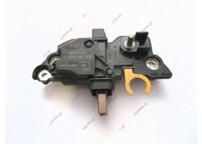 ΑΥΤΟΜΑΤΟΣ ΔΥΝΑΜΟΥ  12V BOSCH MERCEDES VITO, C CLASS, V CLASS   New/Original BOSCH Alternator Voltage Regulator F00M144140
