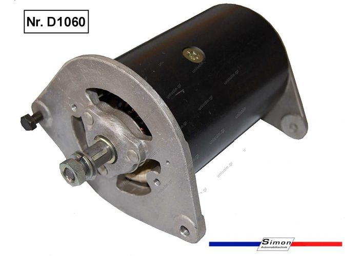 LUCAS	22700,   ΔΥΝΑΜΟ  ΑΠΛΟ   LUCAS   12V 22 AMP  LUCAS LRD00100    CARGO	110482   DELCO REMY	DRA3576    Pulley Various Product Type:	Alternator Product Application:	Landrover / Rover Replacing 22785 Lucas LRD100 Hella CG50 Lucas C40 Dynamo Various Models