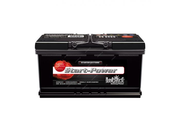 Start-Power ΜΠΑΤΑΡΙΑ START POWER 60044 100AH 850 CCA (EN)