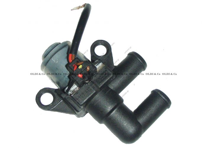 VOLVO F16  HELLA 9XL 351 328-301 The control valve of a cooling liquid