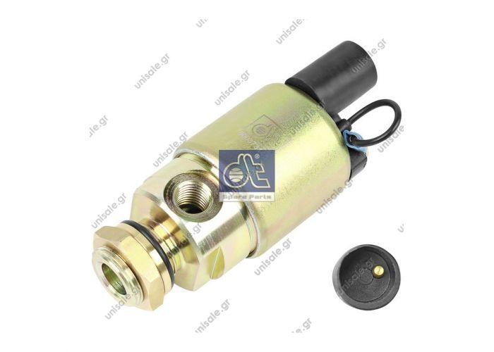 SCANIA 301489 Solenoid Valve DT 1.14151 (114151), Solenoid Valve Solenoid valve replaces Wabco: 472 090 142 0  Art. No. 1.14151
