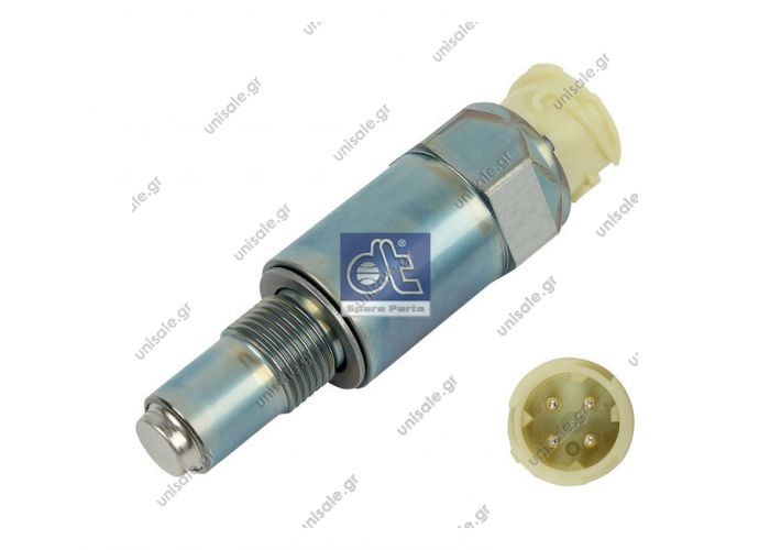 1.21706 DT Αισθητήρας, στροφές   Impulse sensor replaces VDO: 2171-20002510  Art. No. 1.21706  SCANIA 1852113 ΒΑΛΒΙΔΑ ΤΑΧΟΓΡΑΦΟΥ SCANIA Truck Speed Sensor 1111459,1853436,1852113,1742947