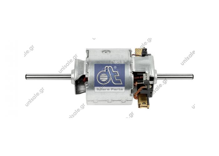 ΜΟΤΕΡ ΚΑΛΟΡΙΦΕΡ ΜΑΝ  MERCEDES VOLVO MERCEDES 35 VOLVO FH MAN 3   Fan motor replaces Bosch: 0 130 111 130  Art. No. 3.82052 MAN, Mercedes-Benz, Renault, Volvo