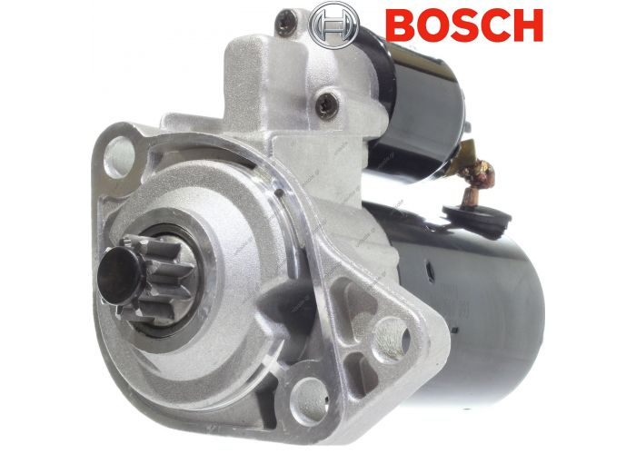 ΜΙΖΑ Bosch Original Starter Vw Volkswagen Golf 4 petrol engine OE numbers  Related vehicles 440691 0001121007 0001121006 0986017830 0001121028 020911023S DRS7830 CS1062 8EA737406001 943253112010 MSR5312 D7ES5 020911023F 020911023FX 020911023H