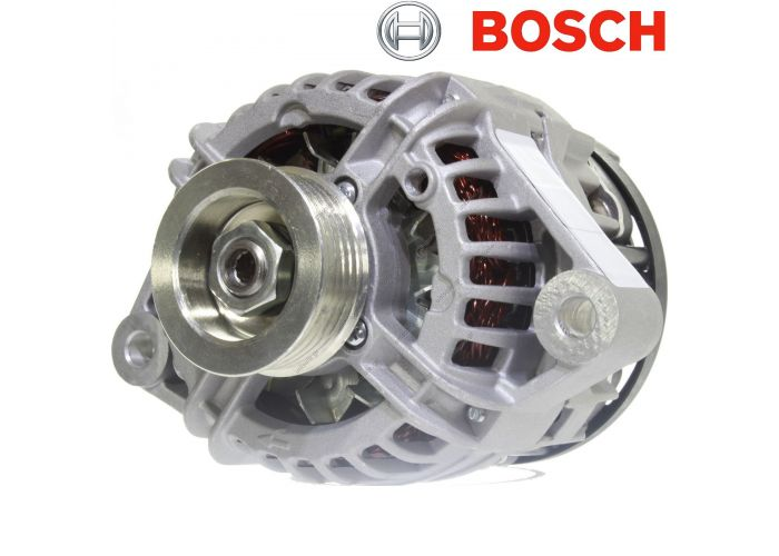 26600 BOSCH NEW Alternator SMART cdi 85A [L-DFM] @ Original Bosch Alternator 85A Smart Convertible City Coupe 0 8 Cdi Diesel  0986044490 0124225037 0124225020 A0111548002 0004717V005 0004717V006 437737