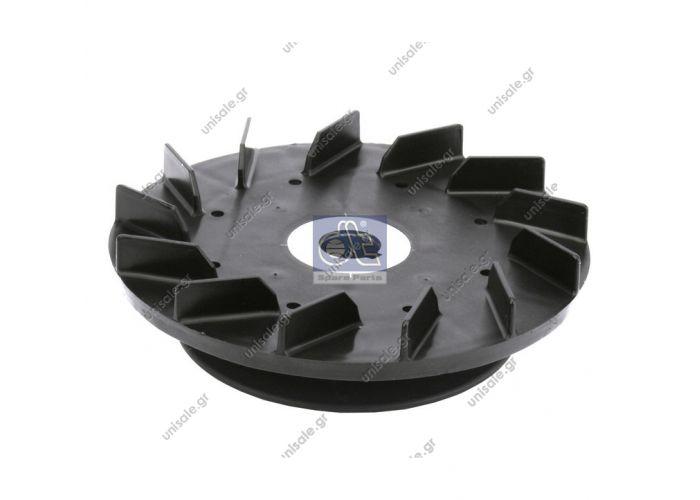 4.61155 DT Τροχαλία ιμάντα , γεννήτρια (ΚΩΔΙΚΟΙ OEM: 0001556318)   MERCEDES 000 155 6318 Pulley, alternator Alternater Fan Pulley   0001556318