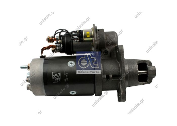 4.61909 DT Μίζα (ΚΩΔΙΚΟΙ OEM: 0041519401) 6,2Ίντσες   Starter replaces Bosch: 0 001 372 001  Art. No. 4.61909   MERCEDES 0041519401 Starter   0 986 017 320  Starter for Mercedes Actros, Travego