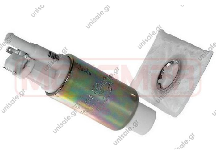 770013 7.02700.93.0 ERA Αντλία καυσίμου ηλεκτρικό  76301 \ ANTΛΙA \ MEAT & DORIA  FIAT-LANCIA FIAT (46427686) FIAT (46831950)