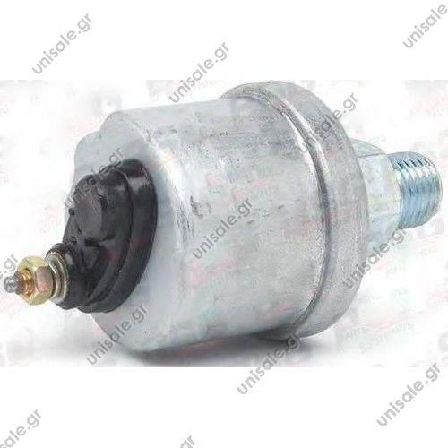 ΒΑΛΒΙΔΑ ΛΑΔΙΟΥ 14Χ1,5  360081029-065C   ( VDO ) Βαλβίδα λαδιού  14 Χ 1,5  0-5 bar  Oil pressure sensor Art. No. 4.60478    001 542 49 17 MERCEDES 0015424917