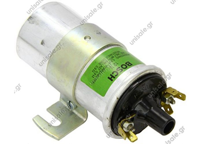 0221119021   BOSCH ΠΟΛΛΑΠΛΑΣΙΑΣΤΗΣ     OEM IGNITION COIL BMW Mercedes Porsche Audi Jaguar Volvo, BOSCH 0221119021