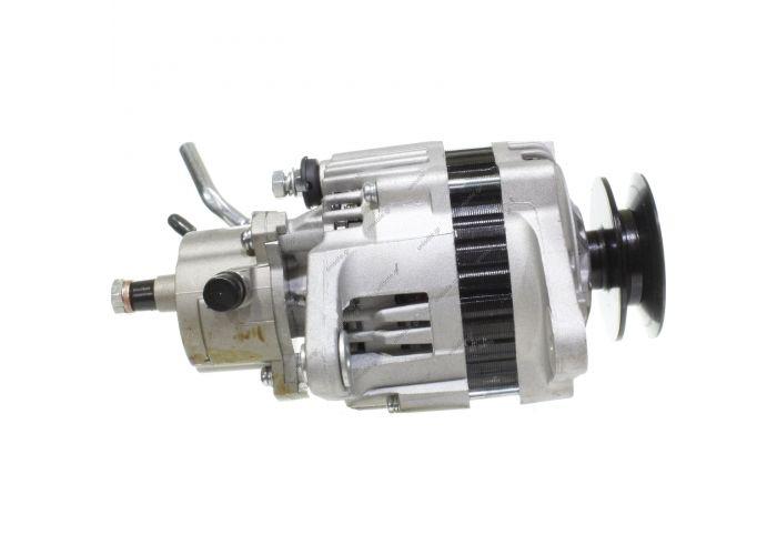 Δυναμό Isuzu D-MAX 14V 70Α με αντλία    ISUZU D-MAX Isuzu D-Max 2002    135.606.080, 243128802, 243128802, 28-6551, LR180-513B, 8973272181, 57 08279 23269 0HITACHI (LR180513) HITACHI (LR180513B) ISUZU (897327218) ISUZU (8973272181)