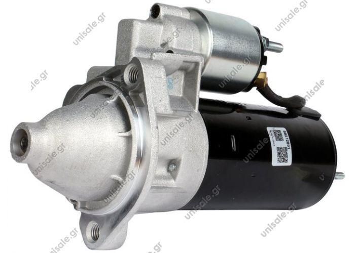 BOSCH 0 986 016 240 Starter Starter for Audi, Multicar, Skoda, VW