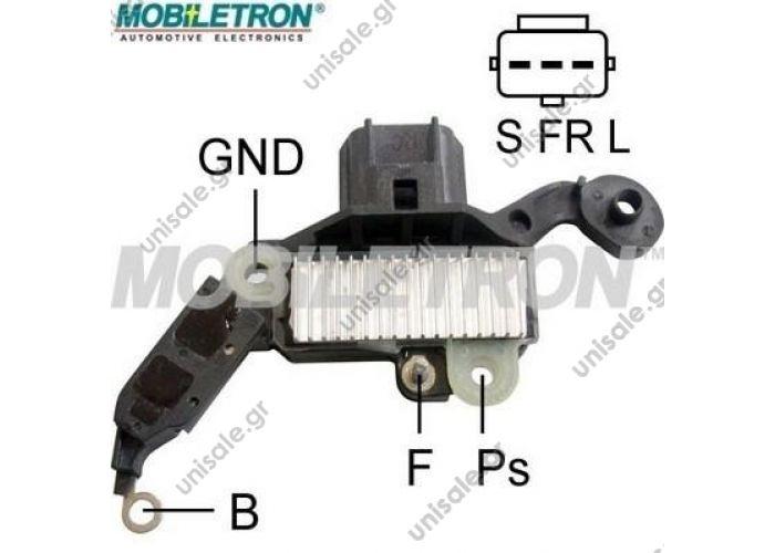 VR-F911 | Αυτόματος Δυναμού Ford MOBILETRON   VR-F911  MOBILETRON Ρυθμιστής γεννήτριας