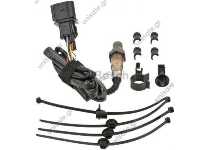 0 258 007 351 Пαρόμοια προϊόντα: 0258007061 BOSCH Αισθητήρας λάμδα   BOSCH 0258007061 Lambda Sensor for Audi, Seat, Skoda, VW