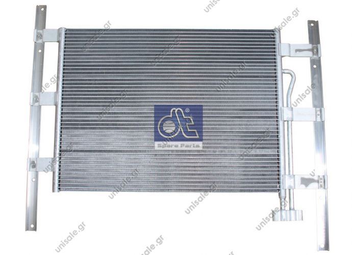 81619200017, ΚΟΝΤΕΝΣΕΡ ΣΥΜΠΥΚΝΩΤΗΣ   Condenser, air conditioning MAN F2000-1999 OE: 81619200017 Technical Data: Core size [mm]: 560x431x16 Cross Reference IDs: Manufacturer   Condenser replaces Hella: 8FC 351 306-061  Art. No. 3.82203