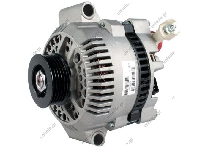 FORD   1031134    ΑΛΤΕΝΕΙΤΟΡ FO 12V 95Α FORD MONDEO Ι\ΙΙ 1.8DSL   12V 95 Amp Pulley / Drive:	Pulley PV5 x 59 Product Type:	Alternator Product Application:	Ford / Jaguar / Mazda Replacing 97BB10300BA Lucas LRB150 Hella CA1034 Ford Mondeo 1.8TD