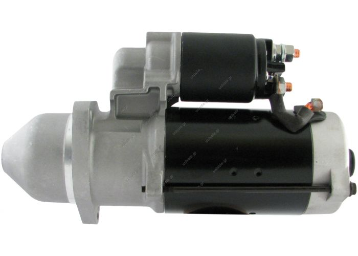 BOSCH	0001230013   ΜΙΖΑ 12V, 3 kW, 9T, CW    Starter GUTTELS 65000 (BOSCH : 0001230013 - DELCO-REMY : DRS0363 - ISKRA - MAHLE : AZF4229, IS1237, MS67)  Iskra: 11.131.645, 11.131.862, AZF4167  KHD: 1181570, 1182179, 1182388