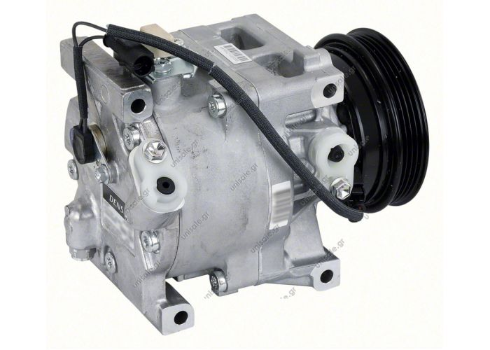 40440028 IVECO Daily II Serie 2.8 D DCP12001     COMPRESSOR,NEW, N-DENSO SC08C, IVECO DAILY 5/99-, 4PK COMPRESSOR,NEW, N-DENSO SC08C, IVECO DAILY 5/99-, 4PK NISU IVECO : 500313156