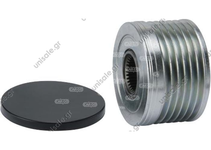 INA	F-557928   LUK	 ΤΡΟΧΑΛΙΑ ΑΛΤΕΝΕΙΤΟΡ    5350151000, 535015110  Clutch Pulley Product Application:	Vauxhall / Opel / Saab Replacing 920789 Woods EC4389 Cargo 330221 332316 Denso Vauxhall / Opel / Saab