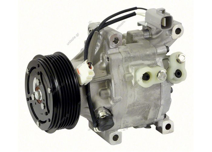 DENSO DCP50011, Compressor, air conditioning COMPRESSOR, TOYOTA COROLLA ZZE122R 12/01-04/07, 4 CYL 1.8i, SCSA06C 6PV 98MM  OE#883101A580 TOYOTA COROLLA	2001-... COROLLA Estate	2001-... COROLLA Saloon	2001-