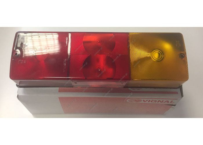 LA35   Genuine Vignal LA35 Rear Lamp With Number Plate Light - Part No. 135300