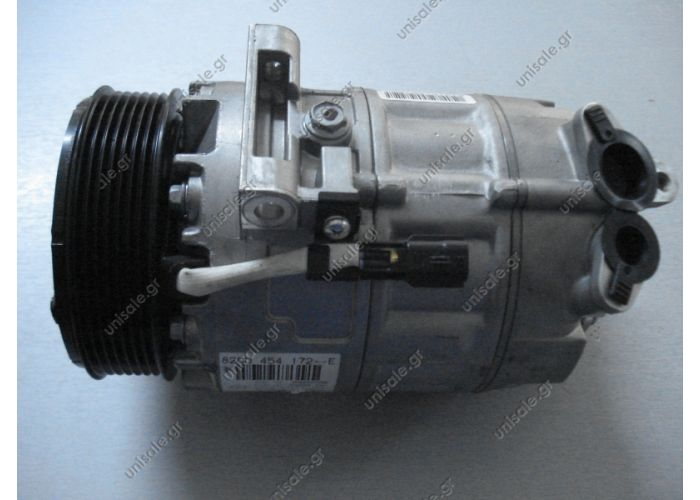 98856 (97856)ΣΥΜΠΙΕΣΤΗΣ NISSAN PRIMASTAR   COMPRESSOR NISSAN PRIMASTAR OPEL  RENAULT  NISSAN   No Original	8200454172/506041-0300, 5060410300/5060410531/8200454172/8200577732 Power supply	12 V Manufacturer	Zexell Pulley diameter [mm] 119 Number CP	7