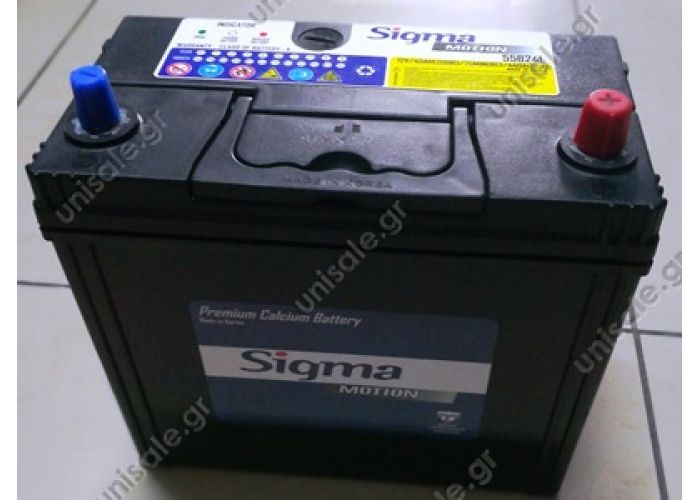 SIGMA ΜΠΑΤΑΡΙΑ 12V 45A 440A ΔΕΞΙΑ
