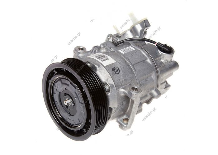 DCP23030  DENSO 6SEL14C   ΣΥΜΠΙΕΣΤΗΣ AIR CON CONDITIONING AC COMPRESSOR RENAULT MEGANE MK3 11.08-ON - DENSO DCP23030 REN-4471500020, REN-8200939386