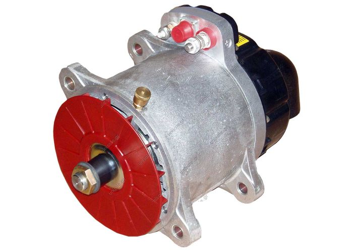 85135599   PRESTOLITE  ΔΥΝΑΜΟ  VOLVO  24V 180A  	85135599  24V 180A  PRESTOLITE CAV   1286500 - VOLVO IRIZAR   High Output Alternator 	AC203/R/RA 880704BZ 1286B500 - High Output Alternator