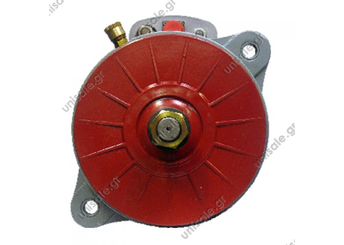 ΑΛΤΕΝΕΙΤΟΡ  VOLVO	85135599  24V 180A  PRESTOLITE CAV   1286500 - High Output Alternator 	AC203/R/RA 880704BZ 1286B500 - High Output Alternator