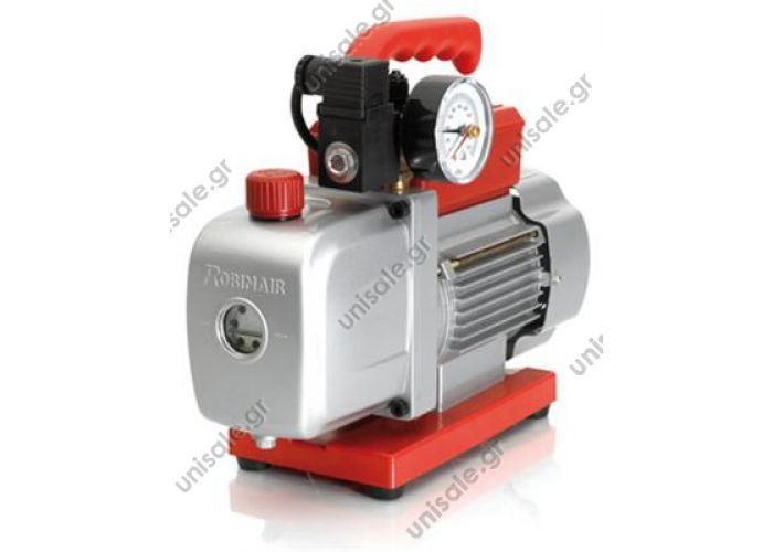 13004100   Διβάθμια Αντλία Κενού (1/3HP - Ικανότητα Αναρρόφησης: 70Lit/Min)     15500 VacuMaster 5 CFM Vacuum Pump    Double stage vacuum pump RA 15301-E