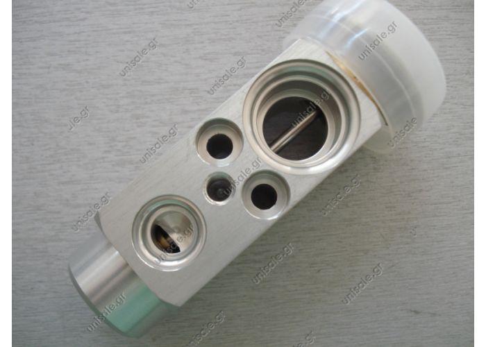ΕΚΤΟΝΩΤΙΚΗ ΒΑΛΒΙΔΑ FIAT SCUDO   Inlet / Outlet type:Pad Inlet size:8,6 / 17,7 mm Outlet size:11,8 / 14,6 mm Gas type:R134a Cooling capacity (ton):1,5  6461A1,  6461F9, 6461G2, 6461G8, 6461H3, 96104928, 9613627780