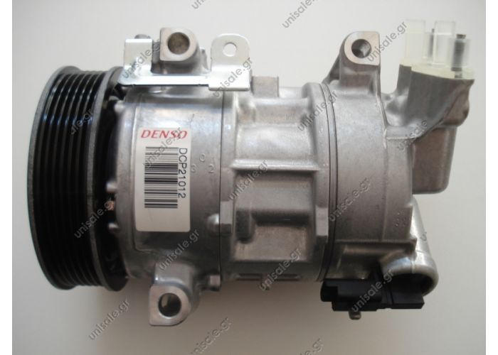 DCP21012 DENSO   5SEL12C    ΣΥΜΠΙΕΣΤΗΣ PEUGEOT 308, PARTNER AIR CONDITIONING COMPRESSOR KS1.5323 9676862380 9676862380 648738
