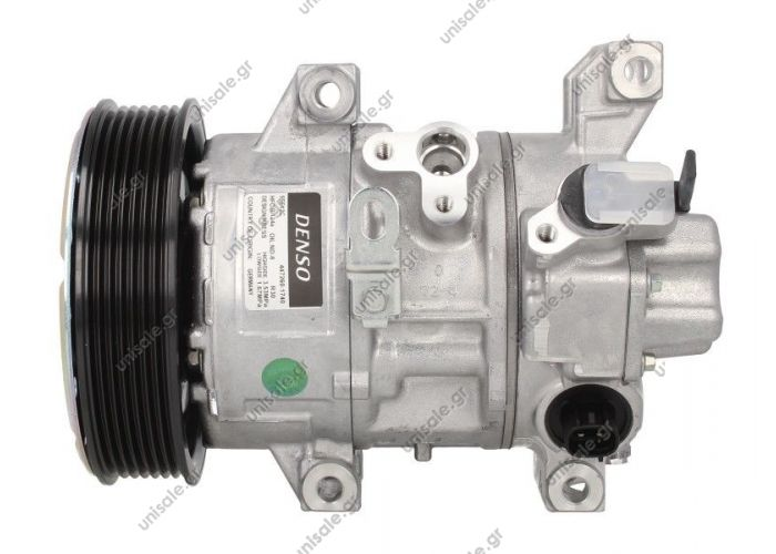 DENSO DCP50124, ΣΥΜΠΙΕΣΤΗΣ TOYOTA AVENSIS D4D DIESEL 2000     Compressor, air conditioning TOYOTA Wish Avensis 2.0 Compressor DENSO DCP50121, Compressor, air conditioning