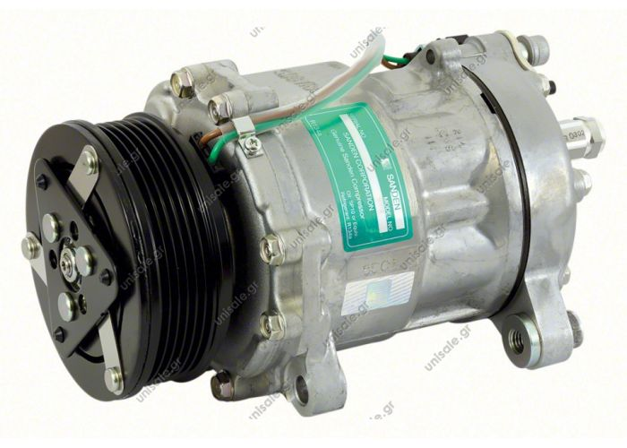 40450051 6N0820803  ΣΥΜΠΙΕΣΤΗΣ VW  POLO    Compressors  Volkswagen      VW Polo 06N0820803B - 1410 - 1454 COMPRESSOR,NEW, SANDEN VOLKSWAGEN POLO SD6V12-1454, 1410 1995-00
