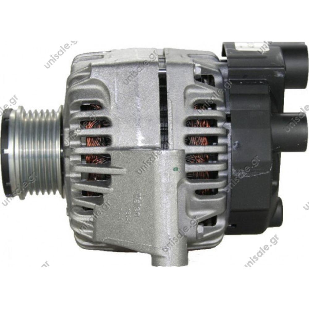 Tg9s036 Valeo Alternator Bosch 0986048771 Cargo 113722 Delco Remy Evaporator Mitsubishi Strada 12v 90a Opel Fiat 13 Alfa Romeo Lancia Suzuki