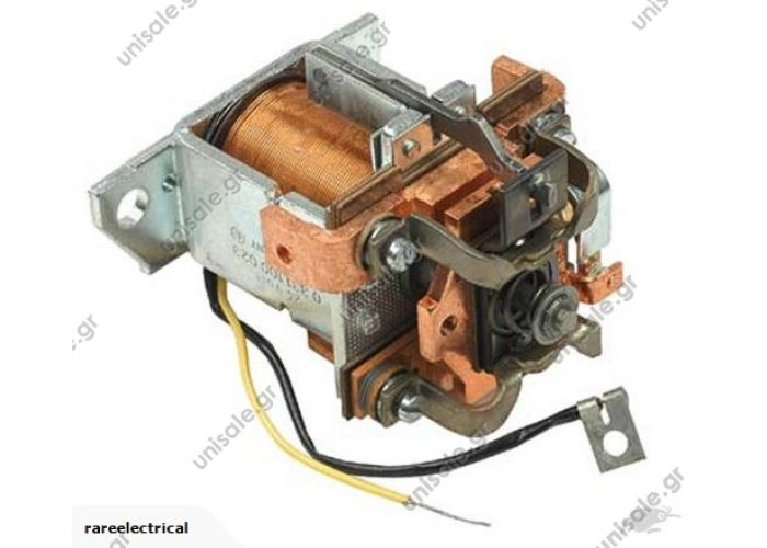 0331 100 029 BOSCH ΑΥΤΟΜΑΤΟΣ ΜΠΟΥΤΟΝ ΜΙΖΑΣ 24V SOLENOID REPLACES 0001510005 0001510006 0001510008 0001510009   24V SOLENOID FOR BOSCH STARTERS