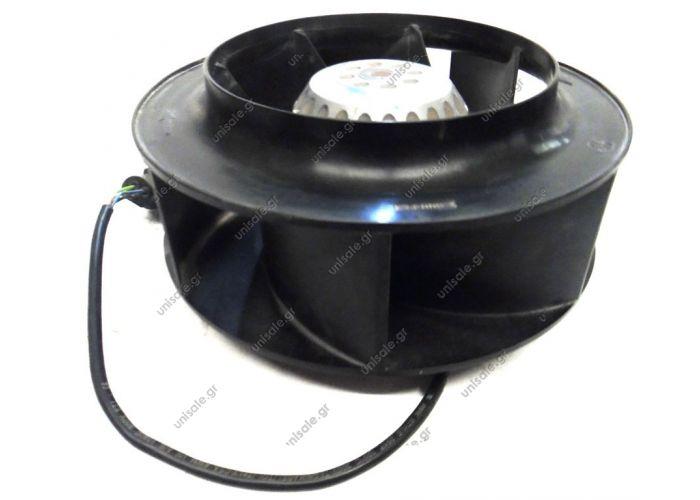 R2E250-RA50-09 230 V  AC  EBM-PAPST  230 V,  AC, 225 mm, 88.3 mm, 21.2 m³/min R2E250RA5009