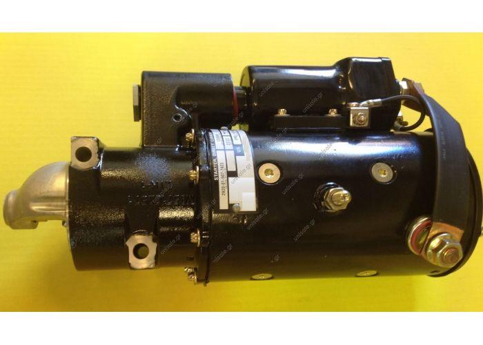 MFY-6714UT ΜΙΖΑ  Prestolite starter motor 24V 7.0kW z10 Military STARTER , 24volt ; Hummer Humvee ; 12339360 2920-01-507-7423 MFY6714UT MFY6711UT  2920-01-168-7891, 2920-01-507-7423 5578787, 12339360