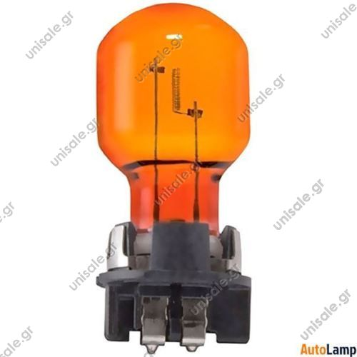 PHILIPS PWY24W Halogen turn signal bulb Orange 12V 24W NAHTR 12174NAHTRC1