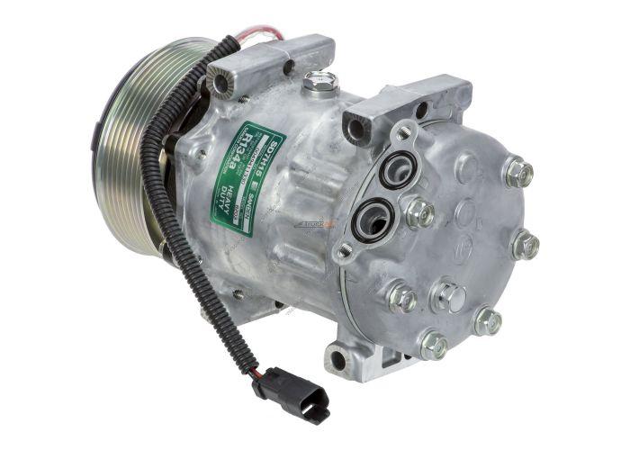 SD7H15 8203  ΣΥΜΠΙΕΣΤΗΣ A/C SANDEN SD 7H15  Sanden  Compressor - Sanden 8203 Cross References:509-642, 300-4673, 20-08203, 8203, 124670, 320-08563