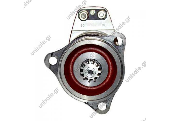 BOSCH 0001417059  Starter Motor - 24V 6.6 KW - 11T CW IVECO